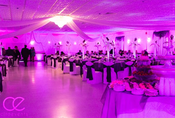 Phoenix Productions Lighting and Decor